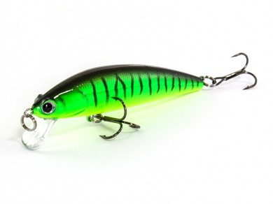 воблер /FISH LURE/ Bait Plus 85мм 12гр. загл.0,8м color-13 51300-20