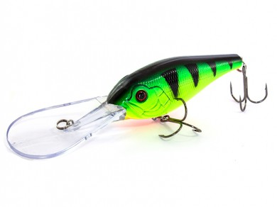 воблер /FISH LURE/ Bait Plus 85мм 23гр. загл.2.5м color-15 51300-68
