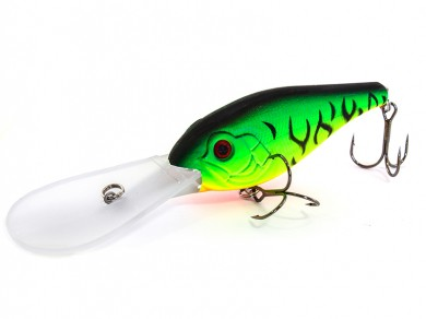 воблер /FISH LURE/ Bait Plus 85мм 23гр. загл.2.5м color-71 51300-68