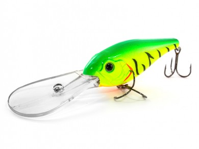воблер /FISH LURE/ Bait Plus 85мм 23гр. загл.2.5м color-30 51300-68