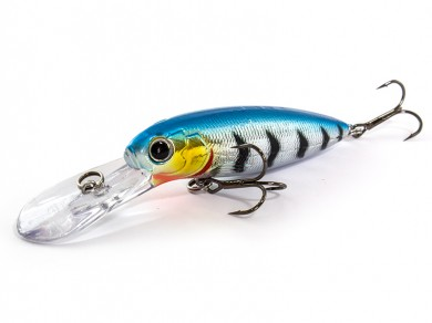 воблер /FISH LURE/ Bait Plus 80мм 10гр. загл.1,5м color-10 51300-72