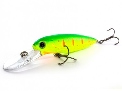 воблер /FISH LURE/ Bait Plus 80мм 10гр. загл.1,5м color-33 51300-72
