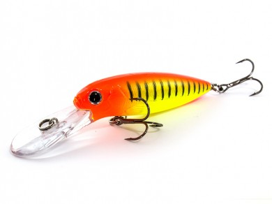 воблер /FISH LURE/ Bait Plus 80мм 10гр. загл.1,5м color-29 51300-72