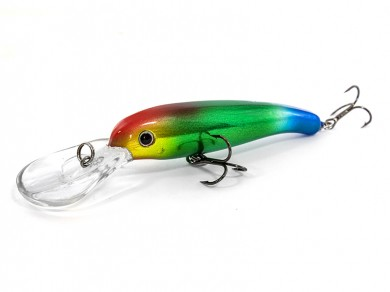 воблер /FISH LURE/ Bait Plus 85мм 7гр. загл.2м color-45 51300-16