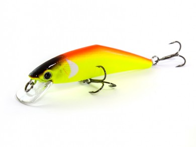 воблер /FISH LURE/ Bait Plus 85мм 13,5гр. загл.0.8м color-116 51300-142