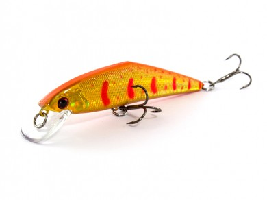 воблер /FISH LURE/ Bait Plus 85мм 13,5гр. загл.0.8м color-80 51300-142